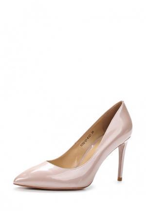 Туфли Dolce Vita. Цвет: розовый