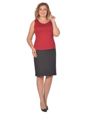 Топ Томилочка Мода ТМ. Цвет: бордовый