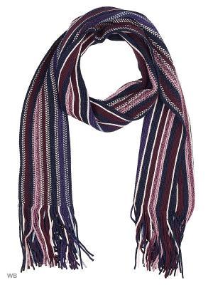 Шарф VICENTE. Цвет: темно-фиолетовый, сиреневый, малиновый, розовый