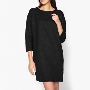 Платье-футляр POMANDERE. Цвет: черный