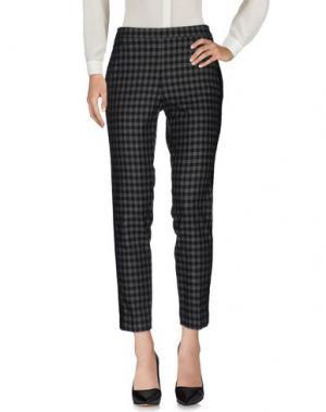 Повседневные брюки ANNA RACHELE JEANS COLLECTION. Цвет: черный