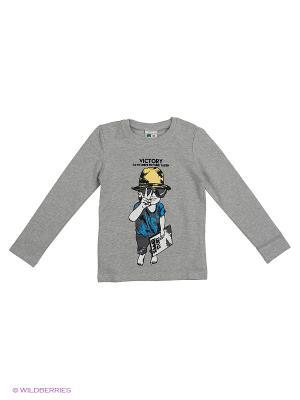 Джемпер Sago Kids i Ant Domain. Цвет: серый