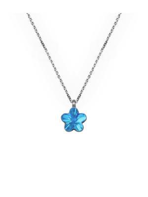 Ожерелье NAVELL. Цвет: голубой