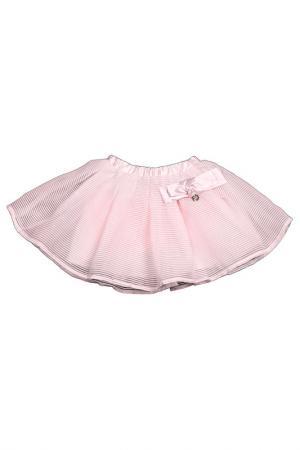 Юбка Vitacci. Цвет: розовый