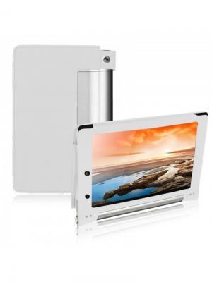 Чехол skinBOX standard для Lenovo Yoga B6000. Цвет: белый
