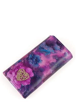 Ключница Labbra. Цвет: синий, фиолетовый