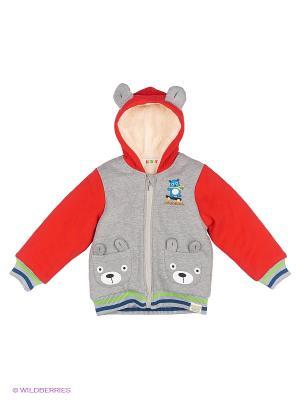 Куртка Kidly. Цвет: серый