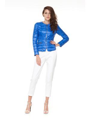 Куртка ODRI. Цвет: синий