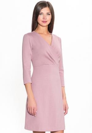 Платье A.Karina. Цвет: бежевый