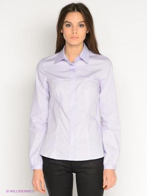 Рубашка DOCTOR E. Цвет: сиреневый