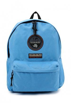 Рюкзак Napapijri. Цвет: голубой