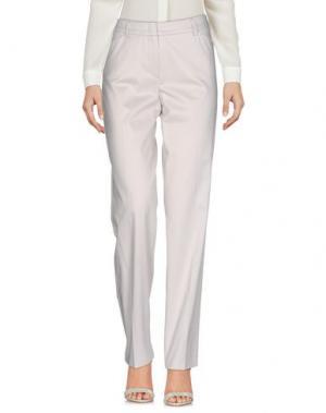 Повседневные брюки TAIFUN. Цвет: светло-серый