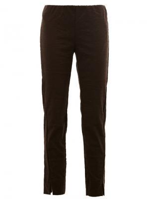 Свободные брюки Uma Wang. Цвет: зелёный