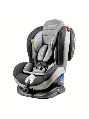 Детское кресло Sparco F2000K GY. Цвет: серый
