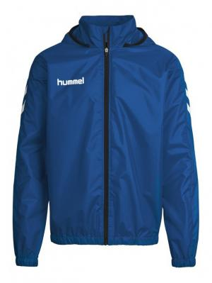 Ветровка CORE SPRAY JACKET HUMMEL. Цвет: синий