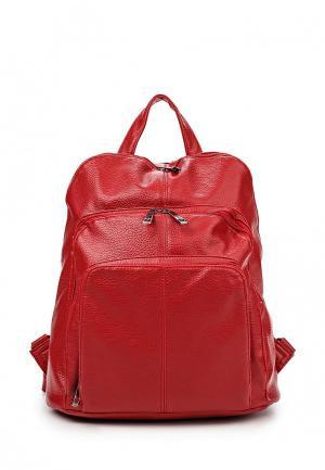 Рюкзак Paolo. Цвет: красный