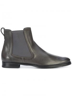 Ботинки Челси Gravati. Цвет: коричневый
