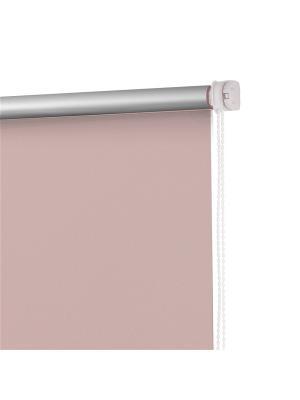 Миниролл  блэкаут Пыльная роза 50х160 DECOFEST. Цвет: бледно-розовый
