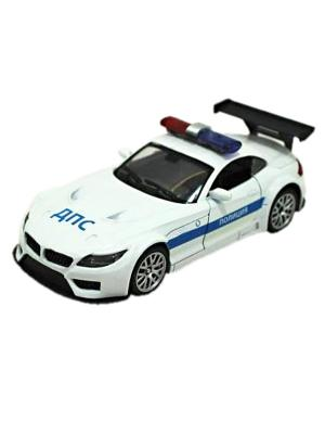 Машина Полиция 1:33 HOFFMANN. Цвет: белый