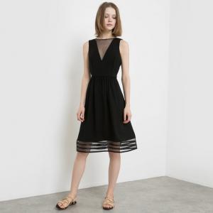 Платье вечернее MADEMOISELLE R. Цвет: черный