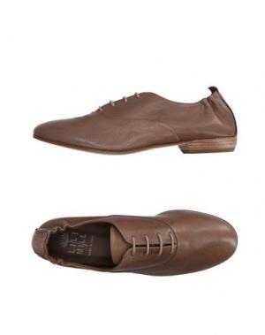 Обувь на шнурках LILIMILL. Цвет: хаки