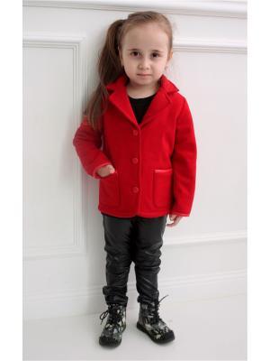 Пиджак Me&Mummy. Цвет: красный