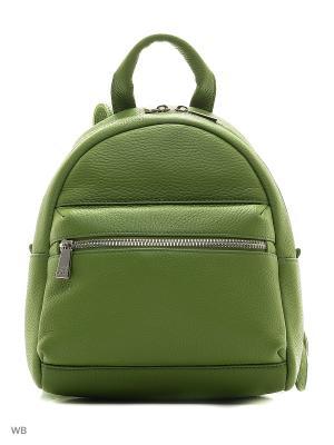 Рюкзак Afina. Цвет: зеленый, оливковый