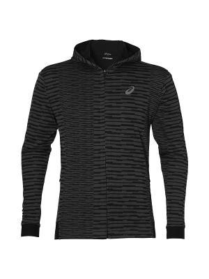 Куртка fuzeX MESH JACKET ASICS. Цвет: серый
