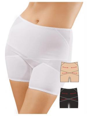 Трусы коррекция панталоны INTRI. Цвет: белый