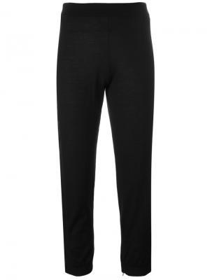 Укороченные брюки Tom Ford. Цвет: чёрный