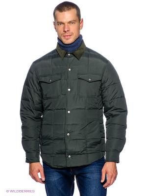 Куртка F5. Цвет: темно-зеленый