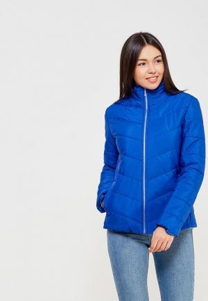 Куртка утепленная Jimmy Sanders. Цвет: фиолетовый