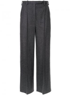 Широкие брюки Nehera. Цвет: серый