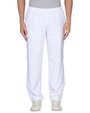 Повседневные брюки AUSTRALIAN. Цвет: белый