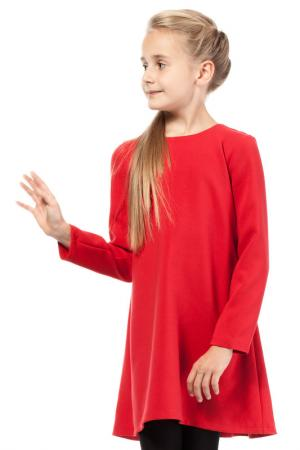Платье KIDIN. Цвет: красный