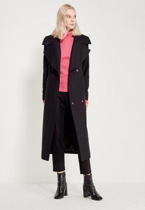Пальто Ksenia Knyazeva. Цвет: черный