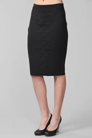 Юбка Givenchy. Цвет: черный