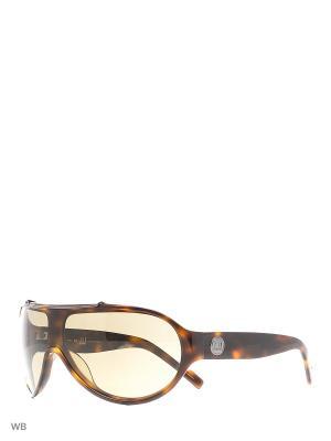Солнцезащитные очки DU 545 03 Dunhill. Цвет: коричневый