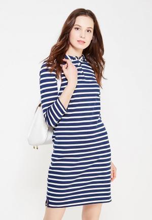 Платье Tommy Hilfiger Denim. Цвет: синий