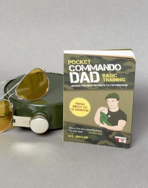 Books Книга New Dads Pocket Commando. Цвет: мульти