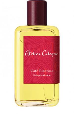 Парфюмерная вода Cafe Tuberosa Atelier Cologne. Цвет: бесцветный