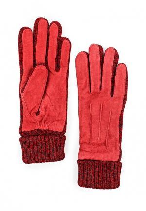 Перчатки Modo Gru. Цвет: красный