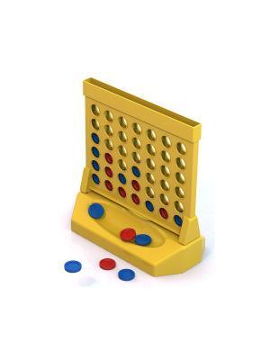 Логическая игра-головоломка Нордпласт.. Цвет: синий, желтый, красный