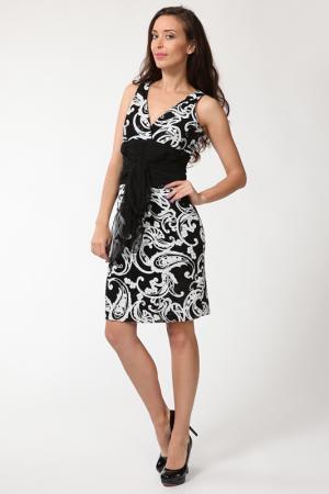 Платье Olinvnas. Цвет: белый
