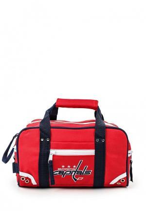 Сумка спортивная Atributika & Club™. Цвет: красный