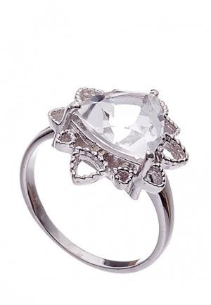Кольцо Preshas Silver. Цвет: серебряный