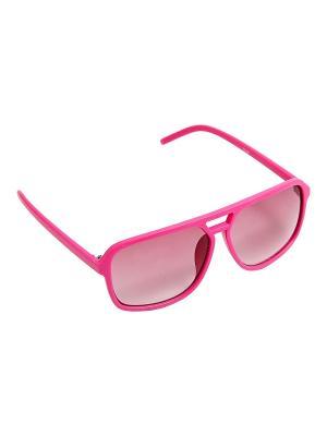 Солнцезащитные очки Kameo-bis. Цвет: розовый