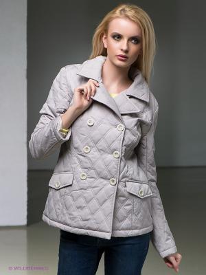 Куртка Conver Vintage. Цвет: светло-серый