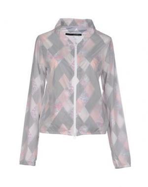 Куртка ANNARITA N.. Цвет: светло-серый