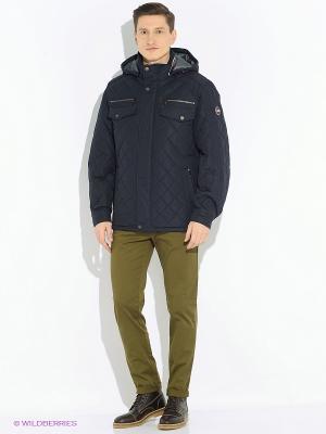 Куртка VIZANI. Цвет: синий